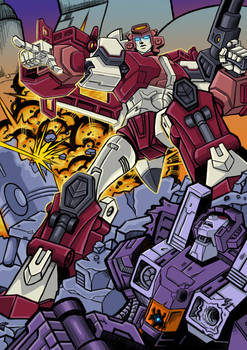 Transformers Elita One