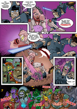 Transformers - The Turn Of The Wheel Page3