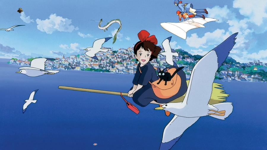 Miyazaki Wallpaper Extravaganza By Mlsterben