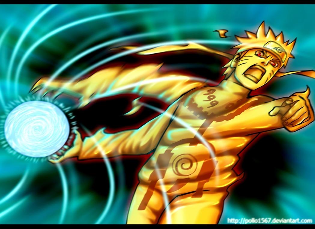 Naruto Rikudou Sennin by pollo1567