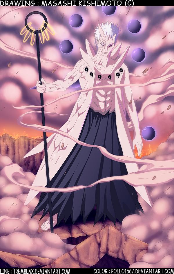 Naruto 640 - Obito sennin by pollo1567