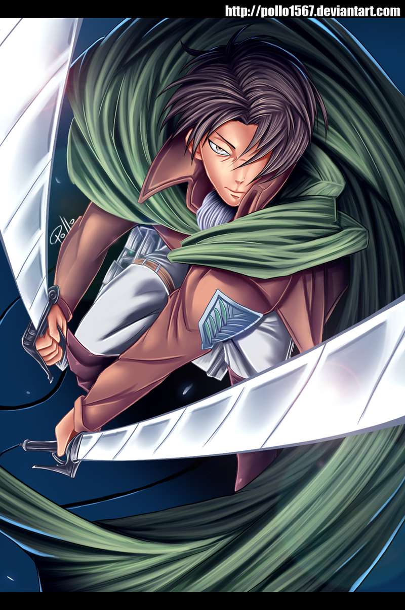 Rivaille by pollo1567