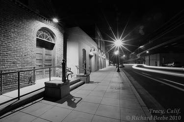 Tracy_01-2010_night6-bw by rbeebephoto