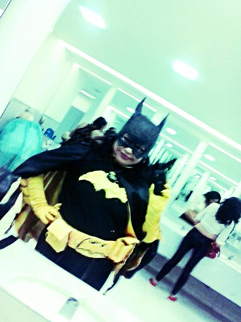 Batgirl Selfie by JokerAngewomon