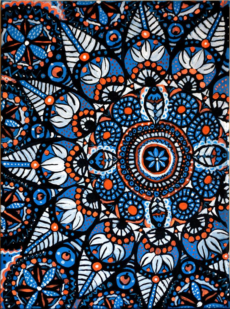 The Blue One by JamieMReynolds