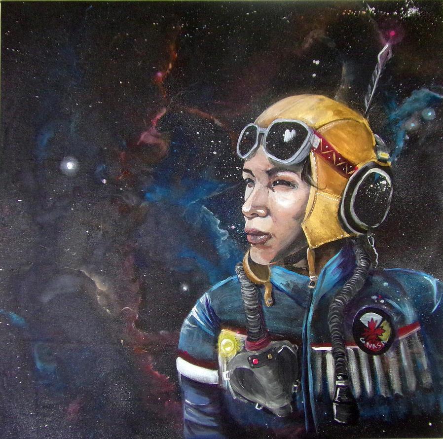 Runs With Stars by JamieMReynolds