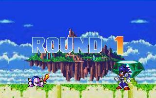 Meta Knight vs Mecha Sonic by tigerberry