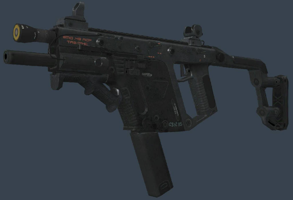 Vector CRB (COD Ghosts) by Karma45