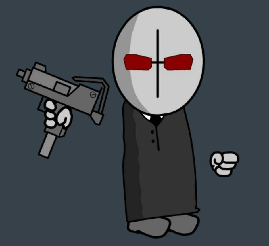 1337 Agent  by Karma45