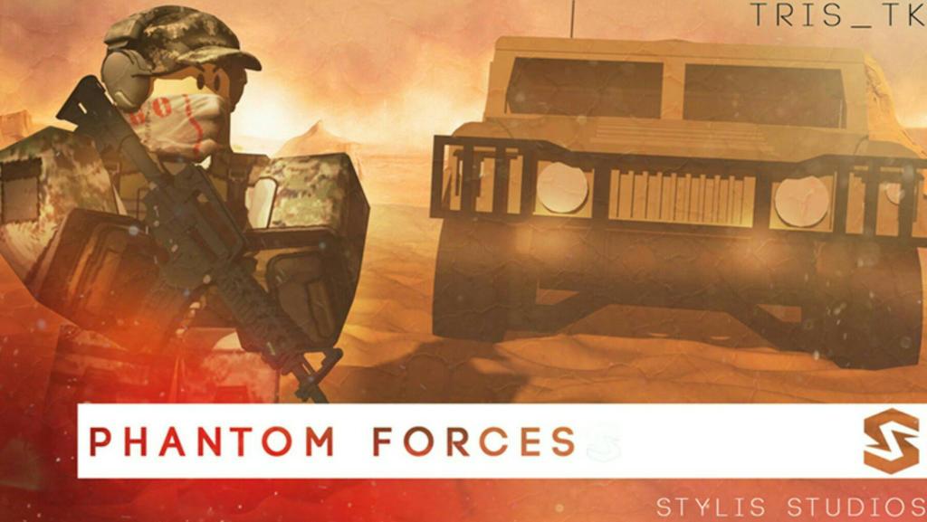 Phantom Forces by Karma45