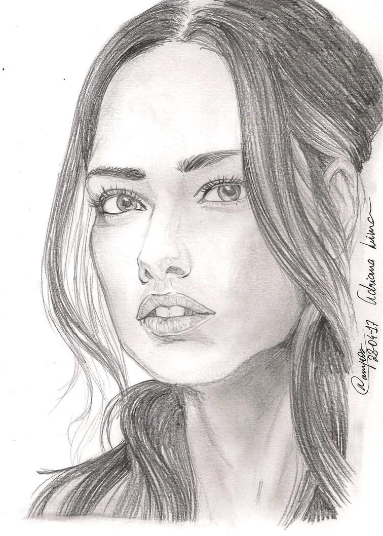 Adriana Lima by L4154