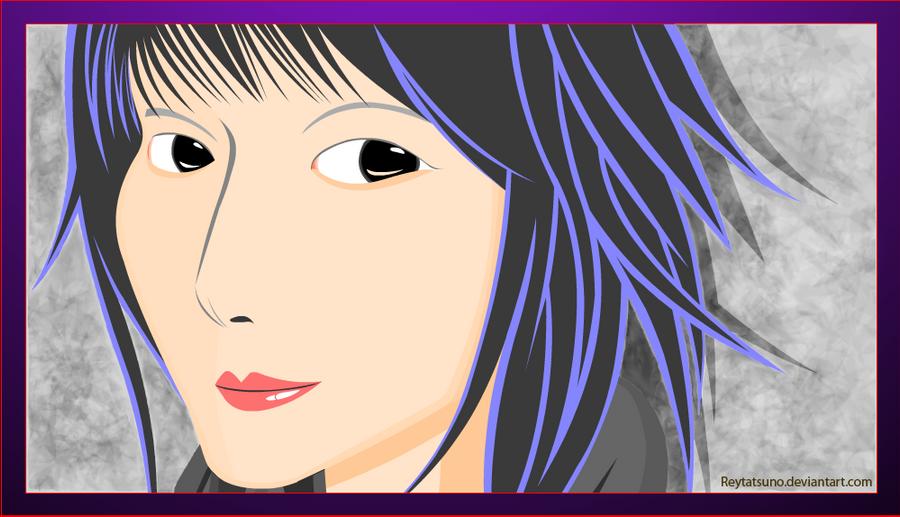Keiko Yamada by ReyTatsuno on deviantART