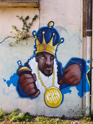 King Tagger by iWareWolf