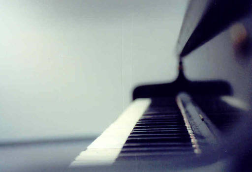 Portrait of A Lonely Piano