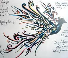 Phoenix in Color by pyrochic127