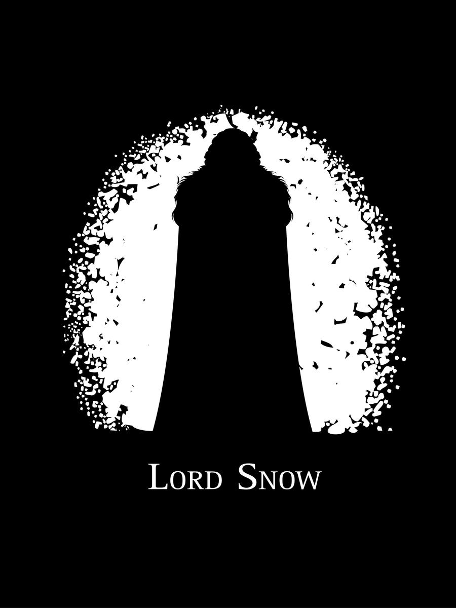 Lord Snow by Rewind-Me
