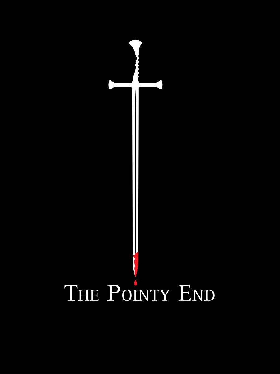 The Pointy End by Rewind-Me