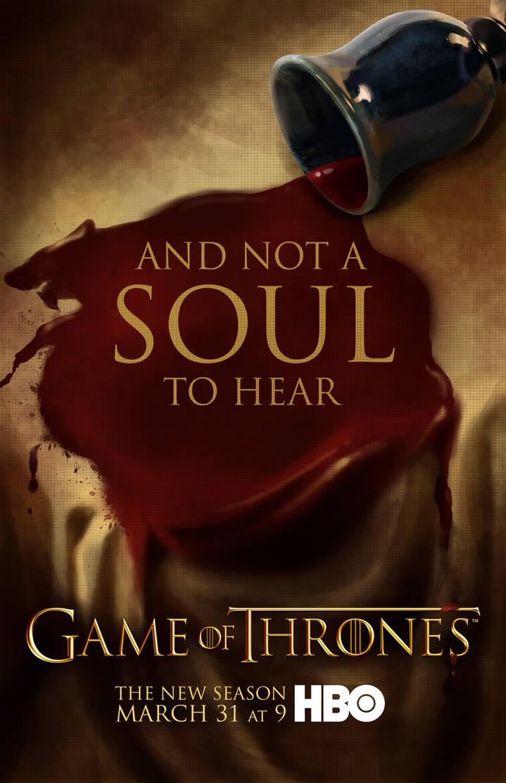 GameofThrones Season3 Poster (Spoilers)