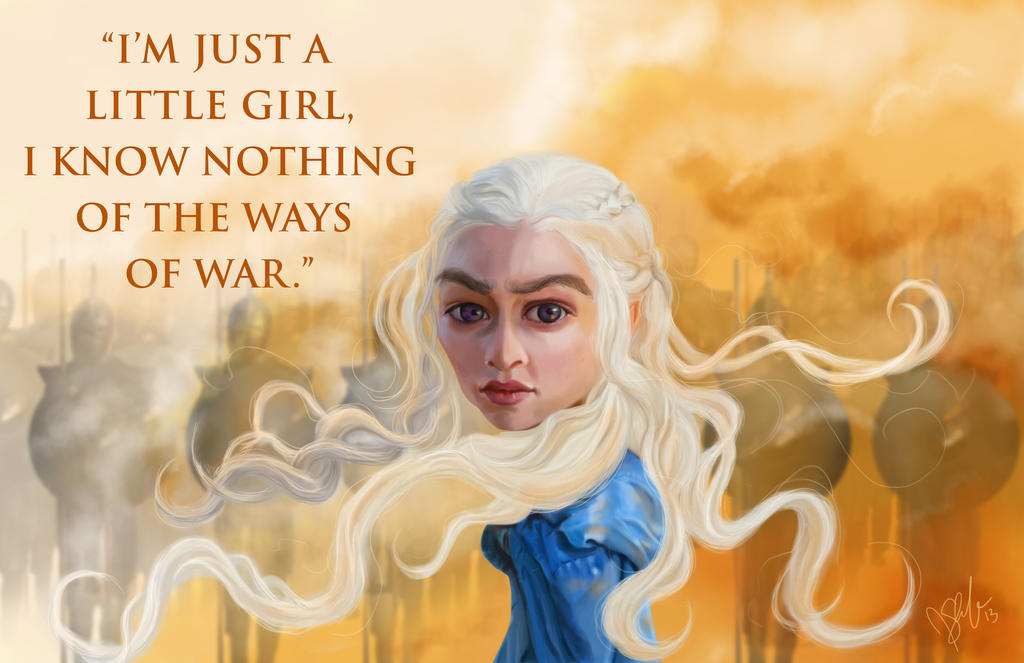Daenerys by Rewind-Me