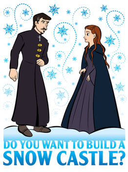 Do You Want To Build a Snow Castle
