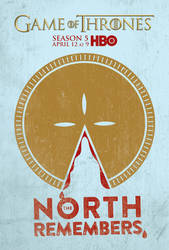 The North Remembers Pie Poster