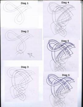 quick knotwork tutorial