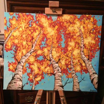 Fall by Badcook-goodartist