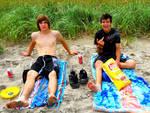 Bad Boy Beach Feet