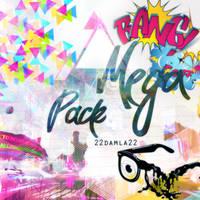 Mega Pack by 22damla22
