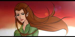 Tauriel [ The Hobbit ]