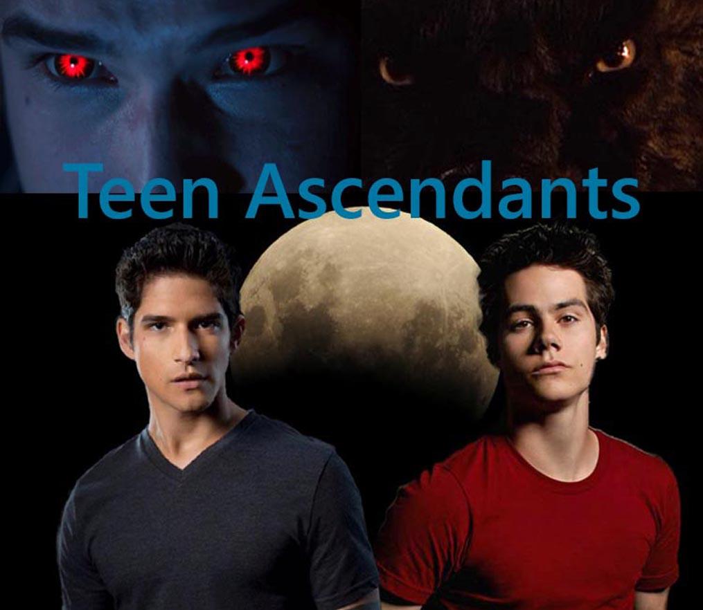 Teen Ascendants - Chapter 1 - High_Serpent_King - Teen Wolf (TV