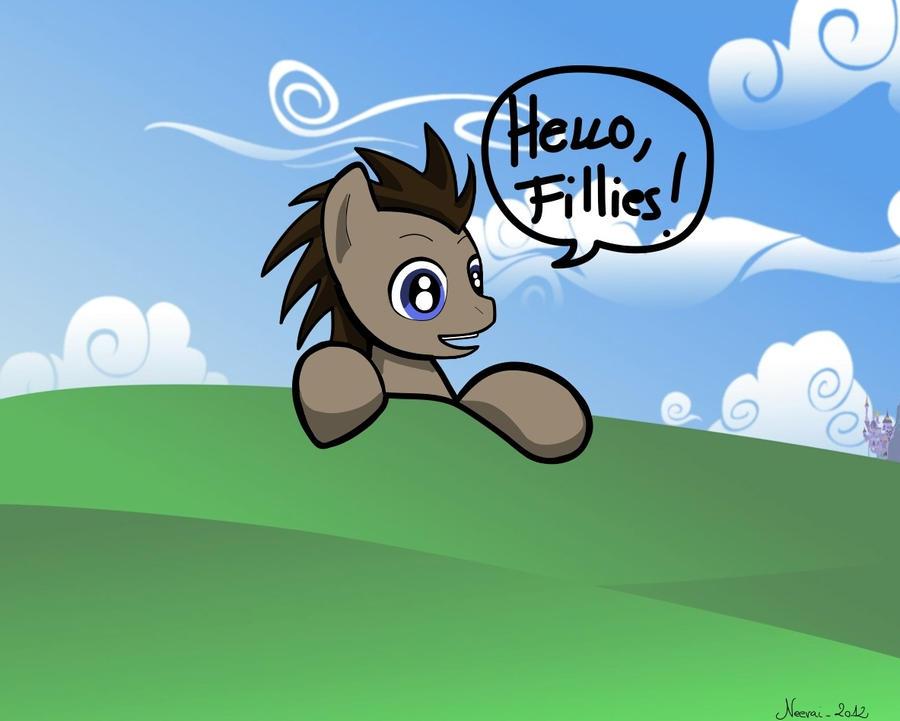 Hello, Fillies by neerai