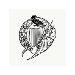 La Dama Bardo- Portada B/N