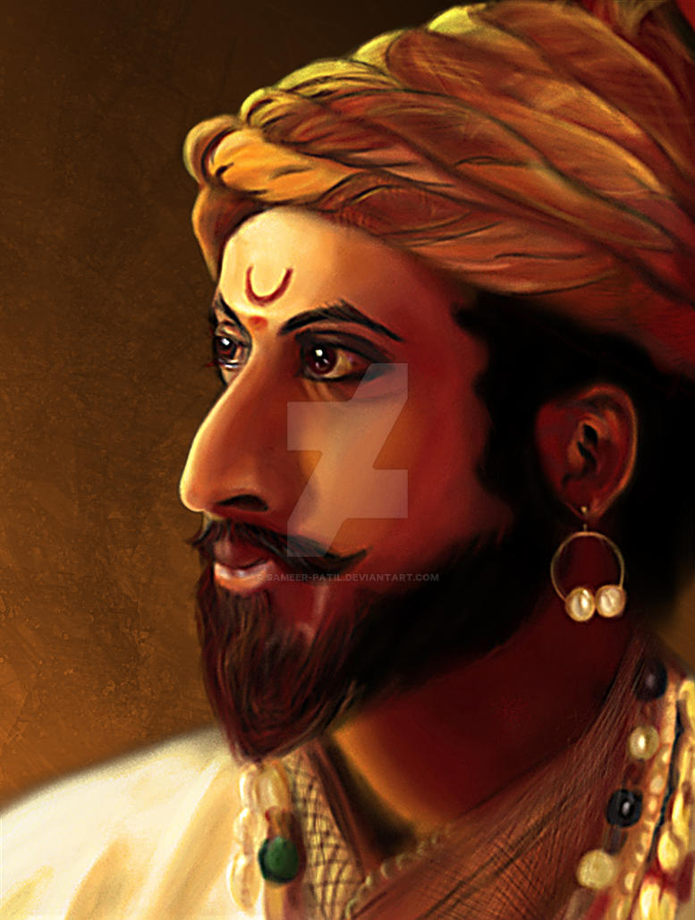 Chatrapati Shivaji Maharaj by sameer-patil
