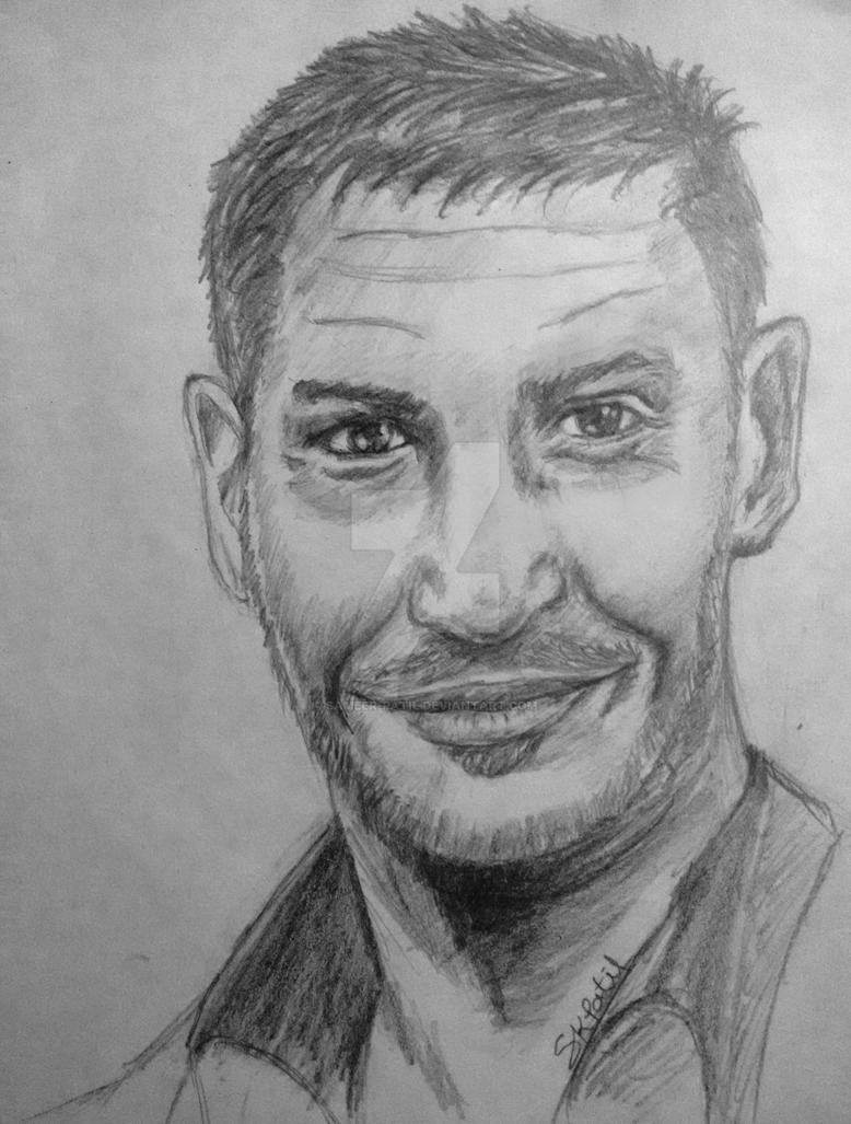 Tom Hardy by sameer-patil