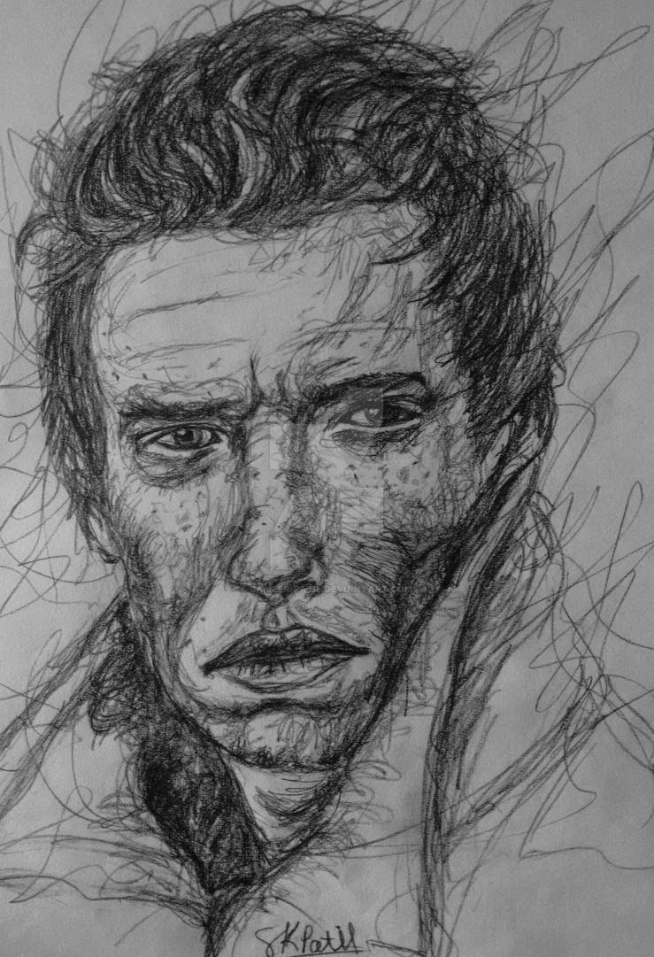 Eddie Redmayne by sameer-patil