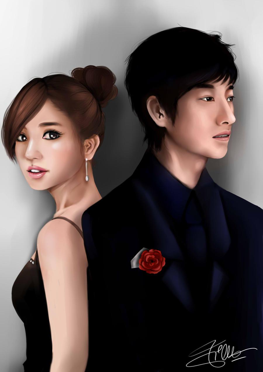yoon eun hye and joo ji hoon by LeneZone on DeviantArt