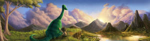The Good Dinosaur  - Contest Submission 1