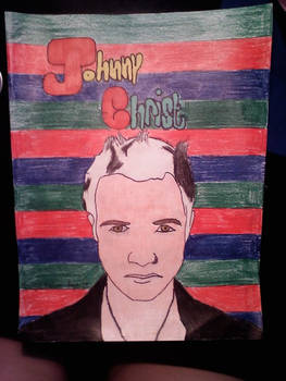 Johnny Christ of A7X