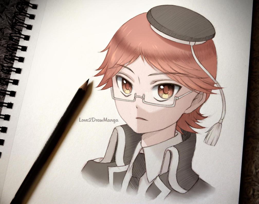 Heine Sensei! by Love2DrawManga