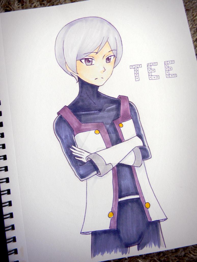 Tee - Puyo Puyo Tetris by Love2DrawManga