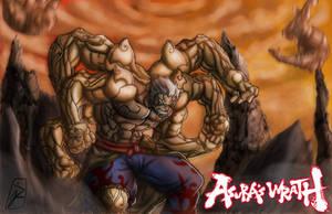 asura's wrath... la ira de asura by joejr2