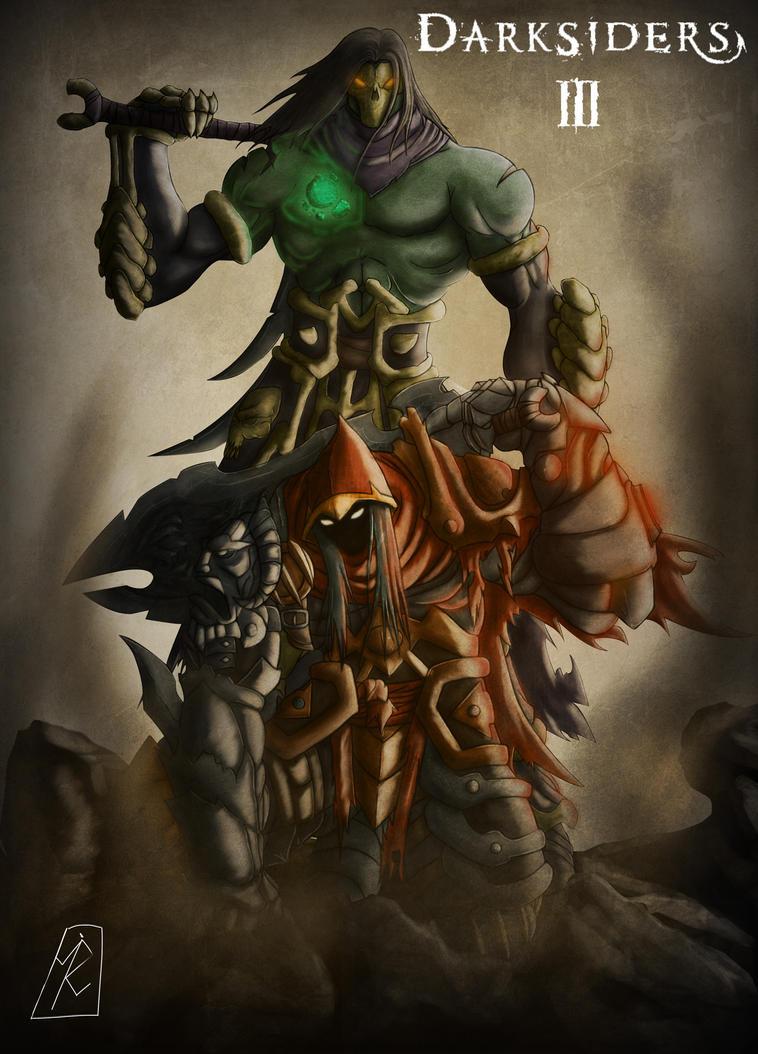 darksiders 3? by joejr2 on DeviantArt