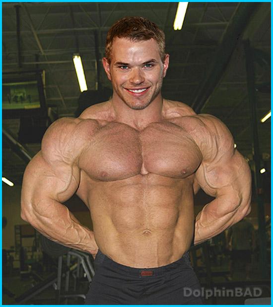 Stanislav Ianevski Muscle