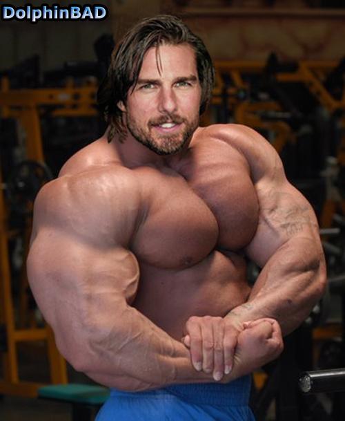 Musclemorph: Tom Cruise By Dolphinbad On DeviantArt