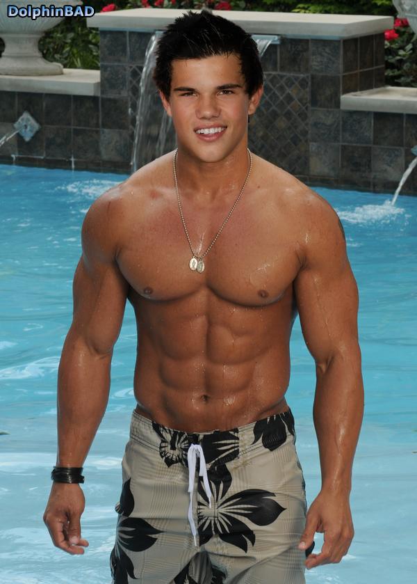 MuscleMorph: Taylor Lautner 3 by dolphinbad on DeviantArt