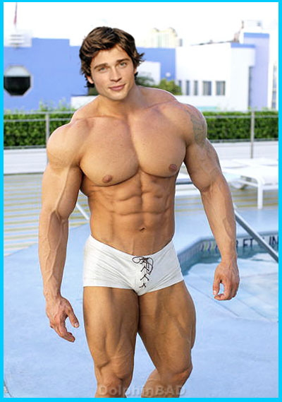 Morph: Tom Welling 3 by dolphinbad on DeviantArt Taylor Lautner Workout