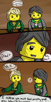 LEGO Ninjago: Happy Father's Day!!