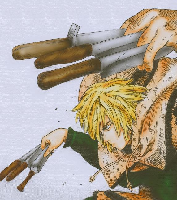 Any Manga Like Vinland Saga Manga: Vinland Saga By Utajsin On DeviantArt