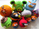 1 short of 12 Angry Birds